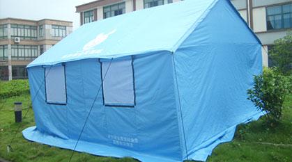2011年金华婚礼馆33×50m铝合金帐篷