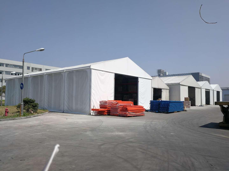 我们的仓储篷房规格是多少呢