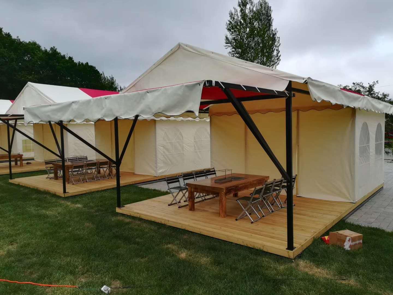篷房租赁时应该注意的问题有哪些?